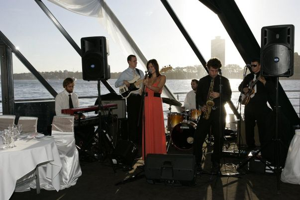 Sydney's premier funk-infused covers band