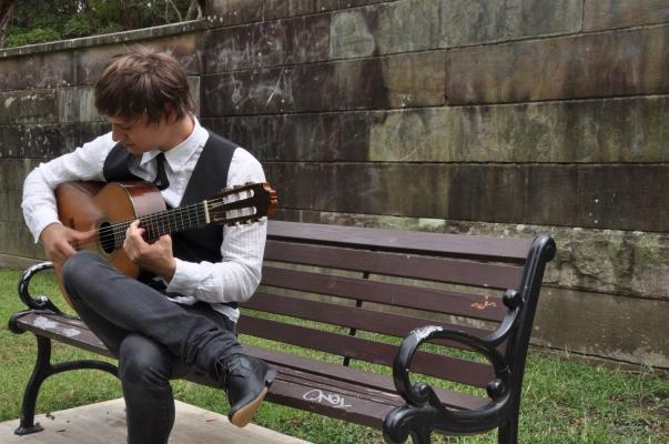 Will Henderson sydney guitarist